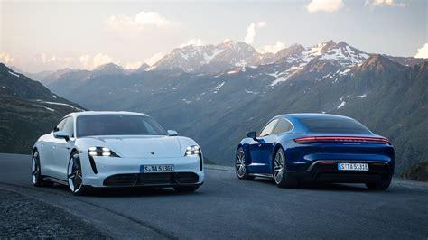 Porsche Taycan: The most awaited Porsche   AutoDrift.ae