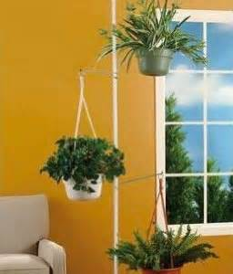 indoor plant pole