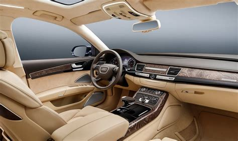 Gambar Mobil Audi A8 L by Audi A8l Extended Limo Dashboard Autonetmagz Review