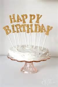 Diy-Happy-Birthday-Cake-Topper