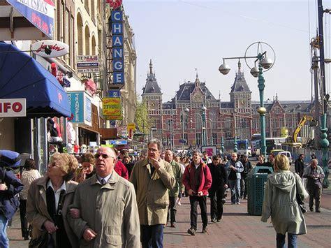 convention and tourism bureau tourists rate amsterdam a solid 8 dutchamsterdam com