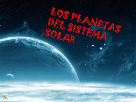 Power Point Los Planetas