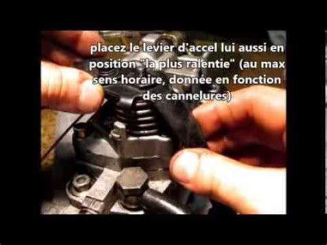 remontage pompe injection bosch ve fabrication  tdi