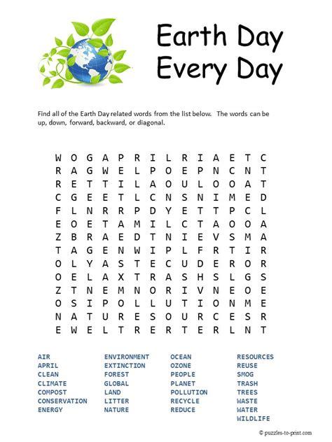 esl earth day worksheets cerca con school