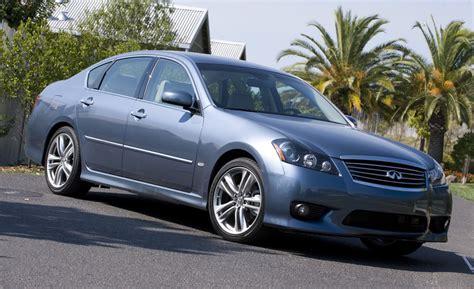 Infiniti Prices 2010 M Luxury Sedan From $45,800