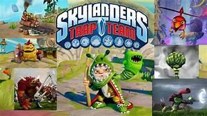 Skylanders Trap Team | Die neuen Bösewichte/Gegner zum ...