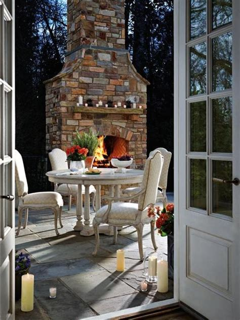 Outdoor Home Decor Ideas by 30 Fall Decorating Ideas And Tips Creating Cozy Outdoor