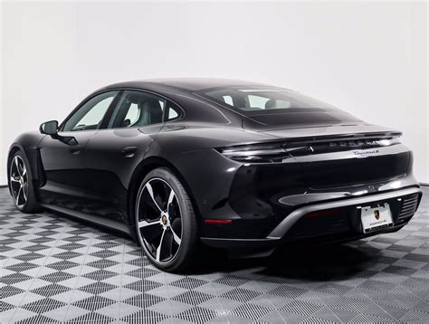 According to the trip meter for the la portion of the drive—until we pulled up to the charger—we averaged 44.7 kwh per 100 miles (and 29 mph). New 2020 Porsche Taycan 4S Sedan in Ontario #1175X ...