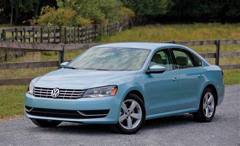 2012 Volkswagen Passat Tdi First Drive Review