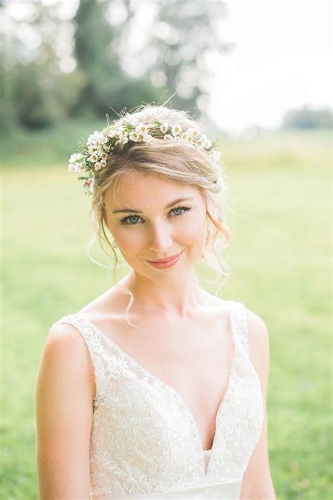 25 Best Ideas About Simple Flower Crown On Pinterest
