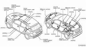 Wiring Nissan Qashqai Uk Make  Europe  Left Wheel