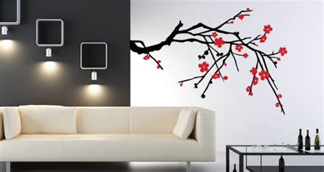Cool Wall Decals From Wall Tat : Blossom Branch Wall Decals