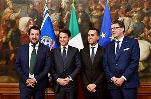 Italy's anti-immigrant populist parties win approval to ...
