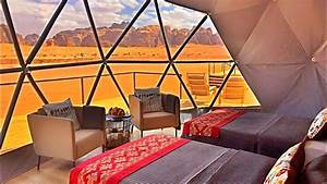Desert Dome Camp In Jordan Offers Tourists The Martian