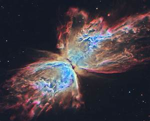 Butterfly Nebula NASA (page 2) - Pics about space