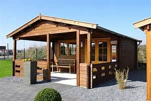 Gartenhaus Mit überdachter Terrasse : gartenhaus ohne fundament eine gute idee so muss das magazin by steda ~ One.caynefoto.club Haus und Dekorationen