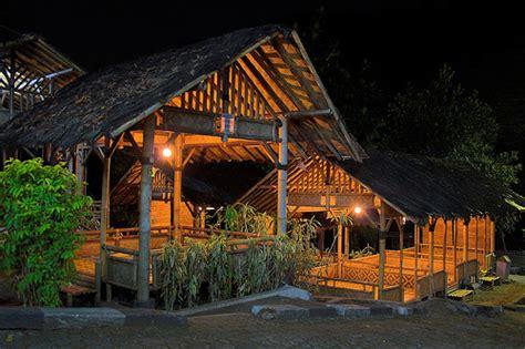 nostalgia  kampung silent kampoong salaca bogor wisata