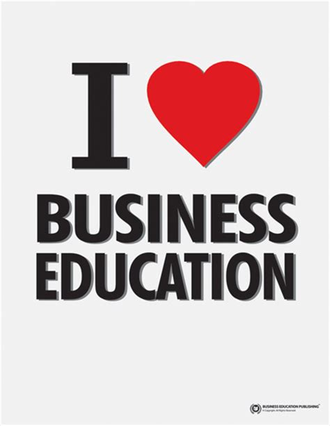 love business education