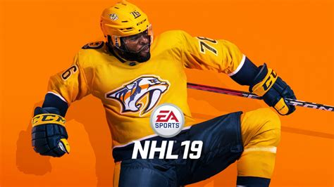 pk subban brings  swagger  nhl  cover game informer
