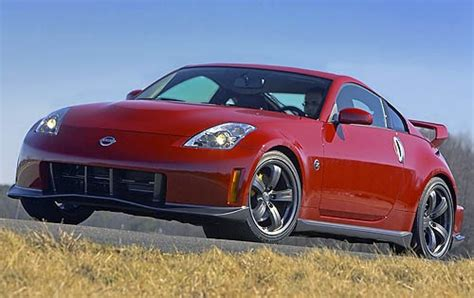 nissan 350z nismo used 2008 nissan 350z nismo pricing for sale edmunds