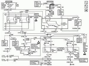 Headlight Wiring Diagram  - Ls1tech