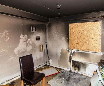 smoke damage restoration edinburgh smoke damage repairs