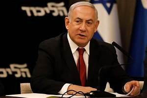 Israeli Prime Minister Benjamin Netanyahu Indicted