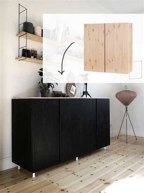 Ikea Hacks Arbeitszimmer by Ikea Hack Wie Du Aus Ivar Schr 228 Nken Ein Cooles Sideboard