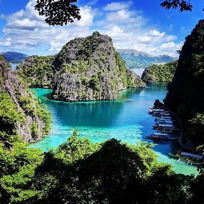 Palawan Philippines Coron Island Tourism Busuanga Alana