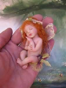 Tiny Fairy Doll