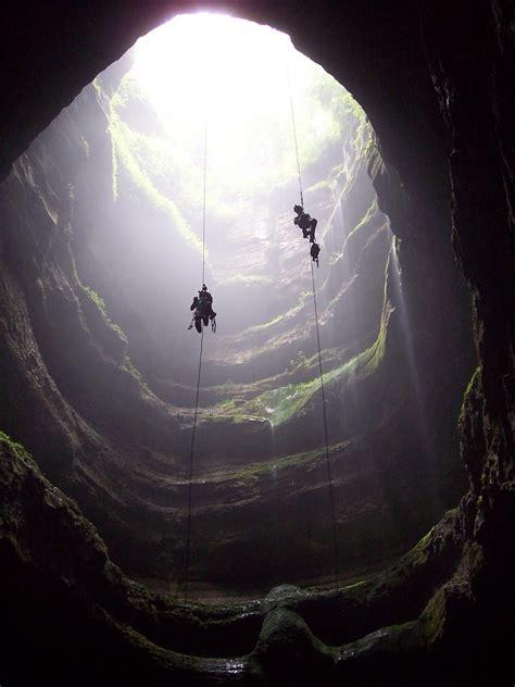 neversink pit  cavers ascend     neversink flickr