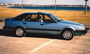 1986 Mazda 626