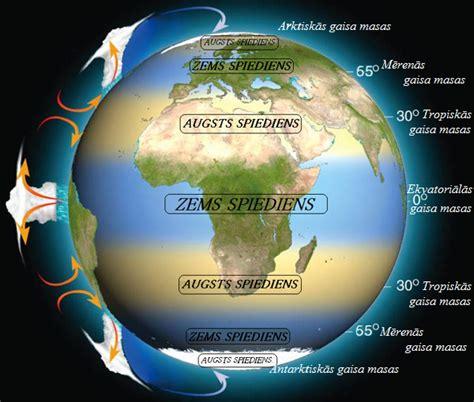 Gaisa masu cirkulācija uz Zemeslode — teorija. Ģeogrāfija ...