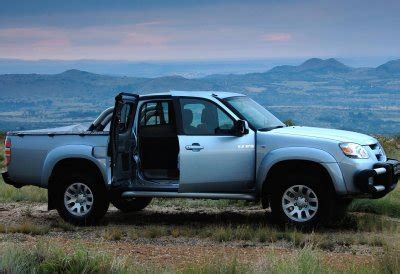mazda adds  bakkie models wheels