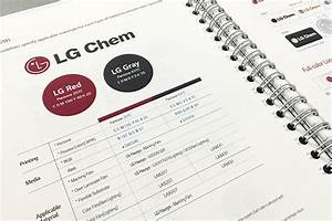 Lg Chem Corporate Identity Manual Handbook On Behance
