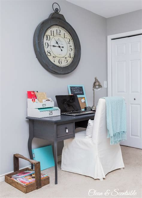 Master Bedroom Office Space by Master Bedroom Home Tour Clean And Scentsible