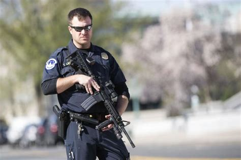 Shooting Reported At Us Capitol Visitor Center Upicom