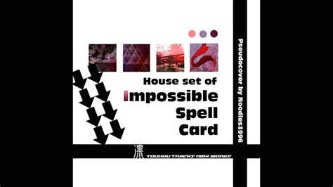 how to spell house house set of impossible spell card 02 midnight spell