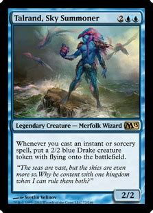 talrand sky summoner magic 2013 gatherer magic the