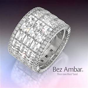 stackable rings and eternity bands on pinterest eternity With wide diamond wedding rings