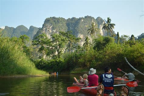 Khao Sok Thailand Adventures By Riverside Cottages