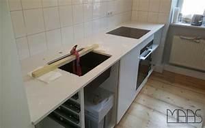 Ikea Küche Lieferung : m nchen ikea k che mit frosty carrina caesarstone arbeitsplatte ~ Markanthonyermac.com Haus und Dekorationen