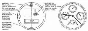Hermle Multifunction Clock Operating Instructions