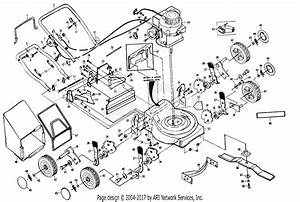 Poulan Xe835ar Mower Parts Diagram For Mower Assembly