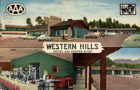 Cultured is a modern coffeehouse located in flagstaff, az. Western Hills Motel and Coffee Shop Flagstaff, AZ