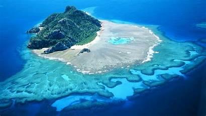 Fiji Islands Island Wallpapers Desktop Beaches Figi
