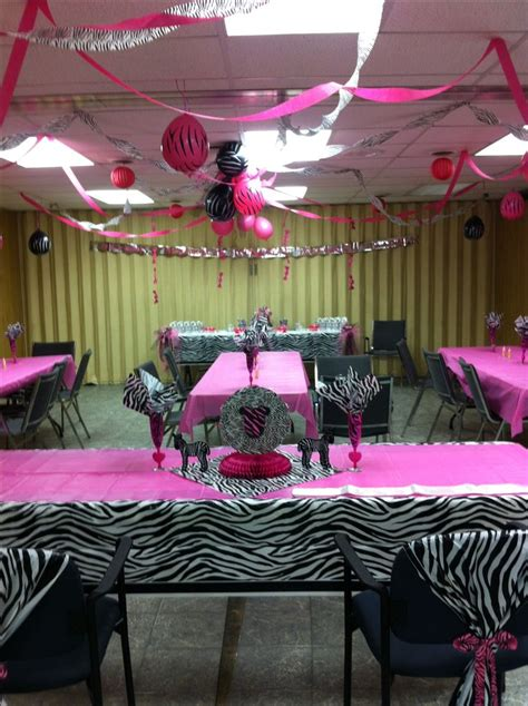 zebra baby showers ideas  pinterest baby
