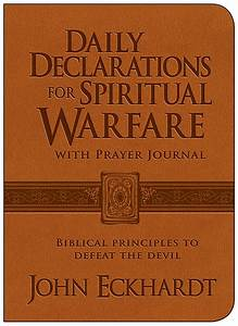 Daily Declarations For Spiritual Warfare With Prayer