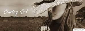 Country Girl Facebook Cover - fbCoverLover.com