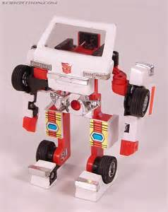 Transformers G1 Ratchet Toy
